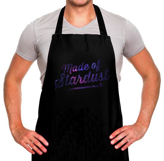 Made Of Stardust Apron