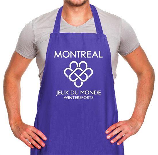 Montreal Wintersports Apron