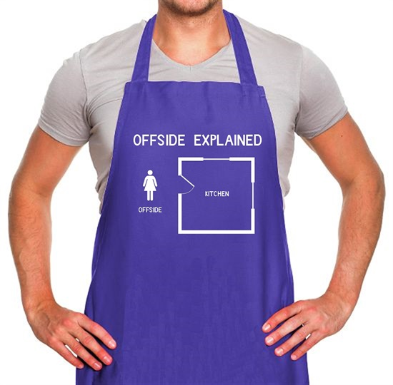 Offside Explained Apron