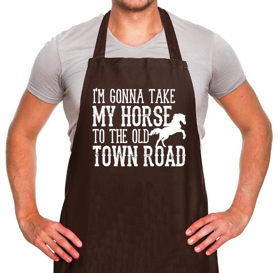 Old Town Road Apron