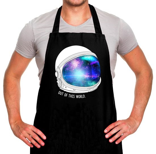 Out Of This World Apron