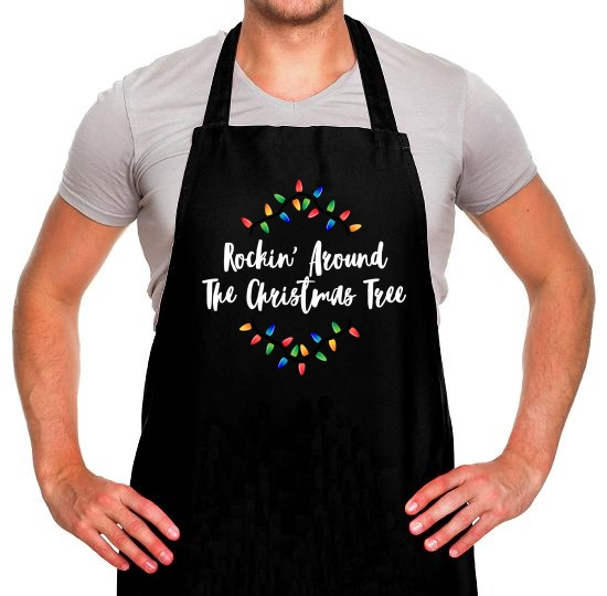 Rockin Around Apron