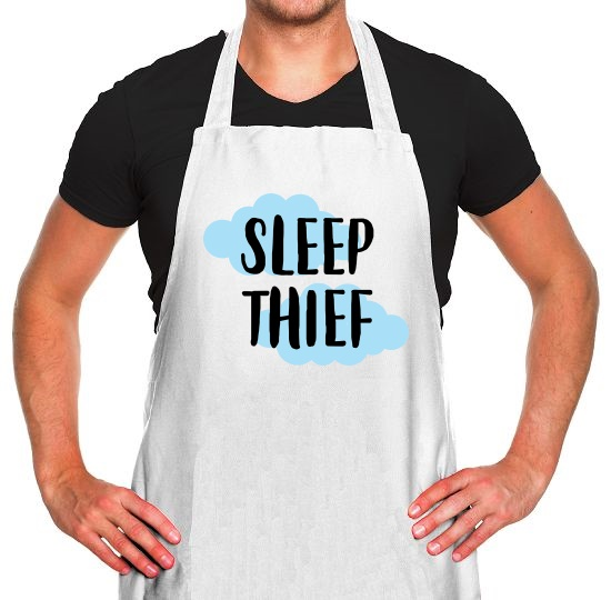 Sleep Thief Apron