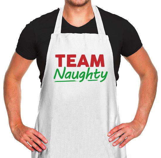 Team Naughty Apron