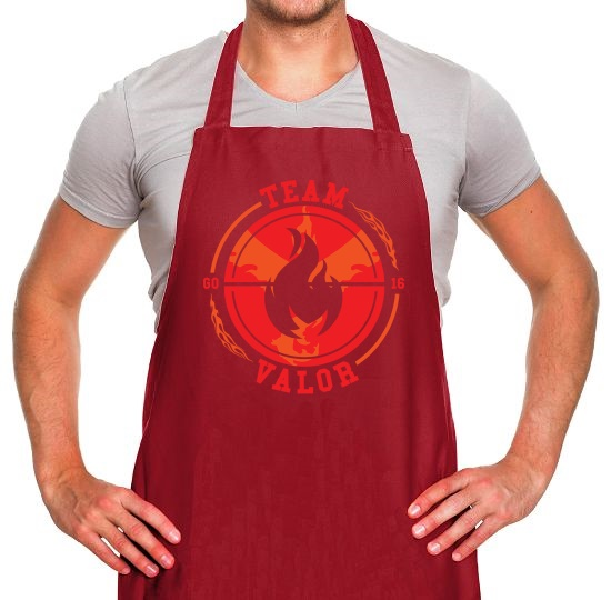 Team Valor GO Apron