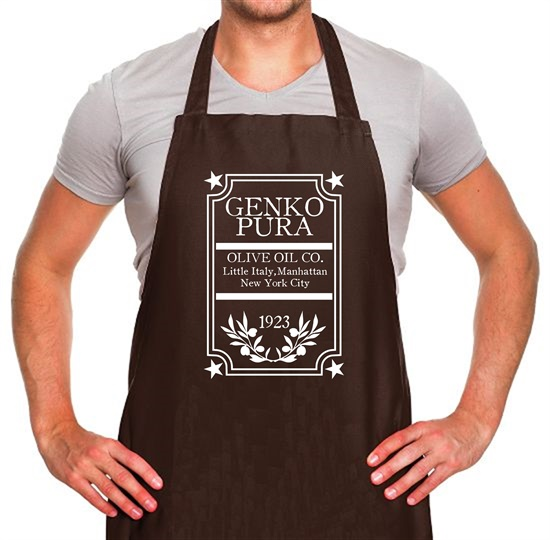 The Godfather - Genko Pura Olive Oil Co. Apron