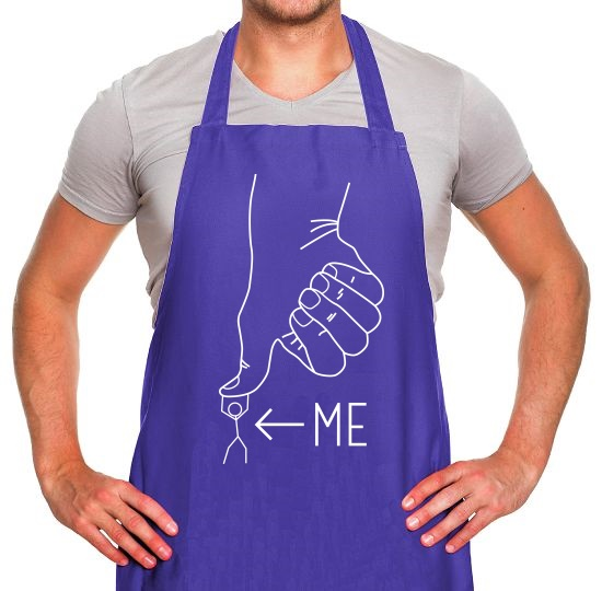 Under The Thumb Apron