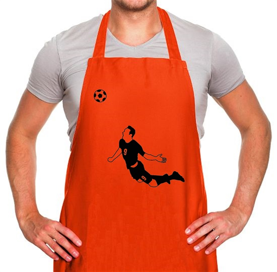 Van Persie Diving Header Apron