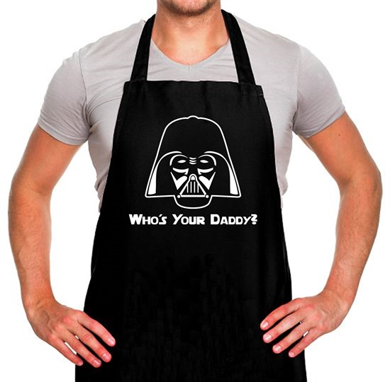 Who's Your Daddy? Apron