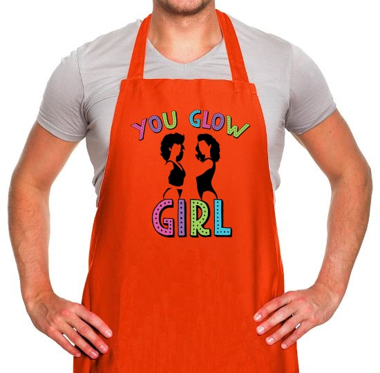 You Glow Girl Apron