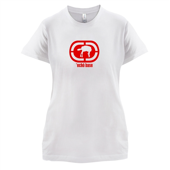 Echo Base t-shirts for ladies