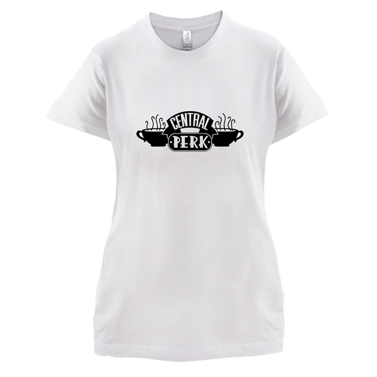 Central Perk t-shirts for ladies
