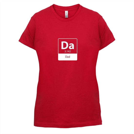 Dad Element t-shirts for ladies