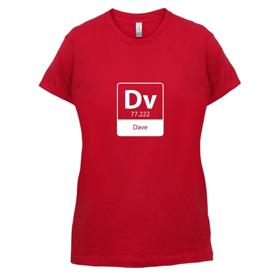 Dave element t-shirts for ladies