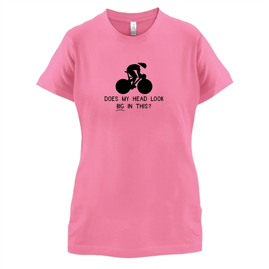 Does My Head Look Big In This? t-shirts for ladies