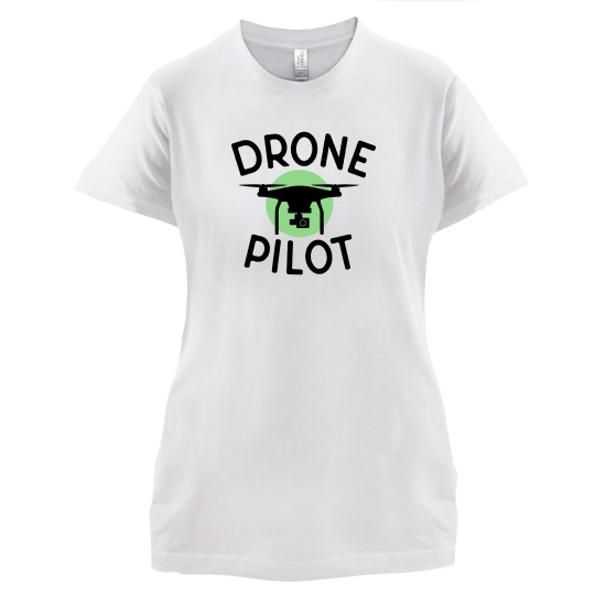 Drone Pilot t-shirts for ladies