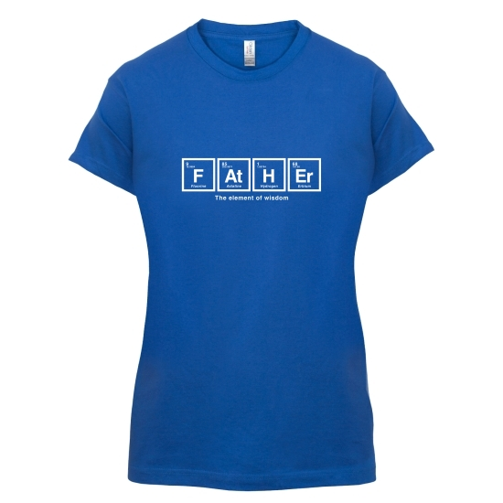 Father Element t-shirts for ladies