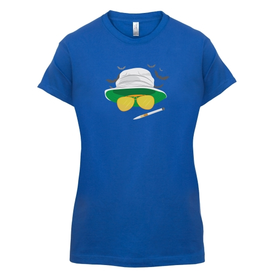 Fear And Loathing t-shirts for ladies