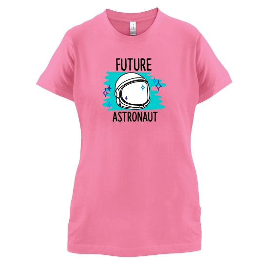 Future Astronaut t-shirts for ladies
