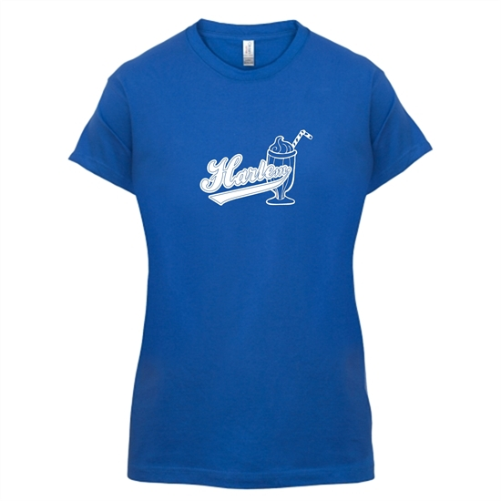 Harlem Shake t-shirts for ladies