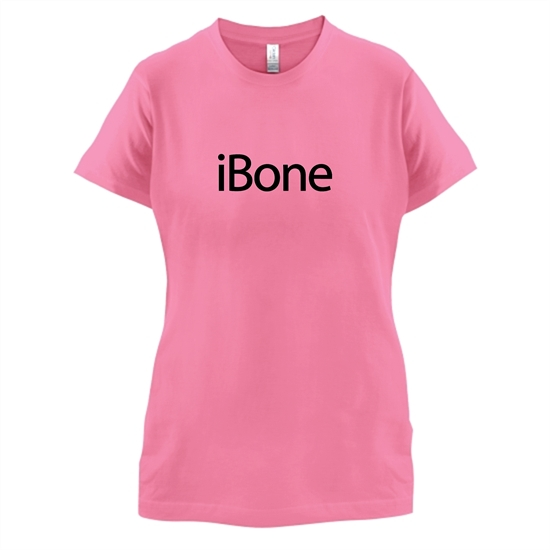 iBone t-shirts for ladies