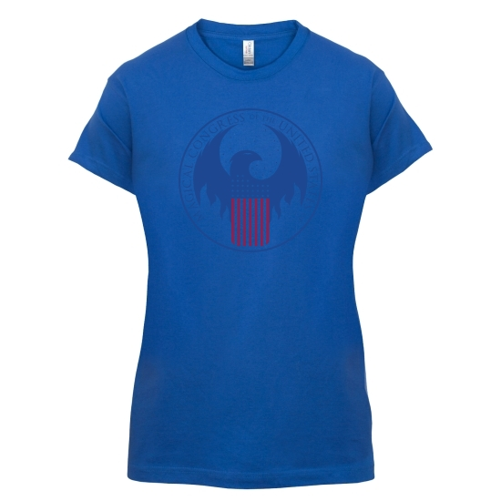 Magical Congress of The US t-shirts for ladies