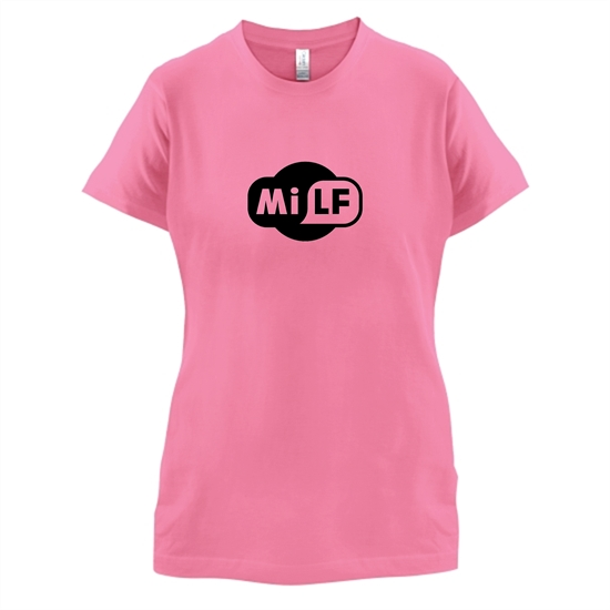 Milf t-shirts for ladies