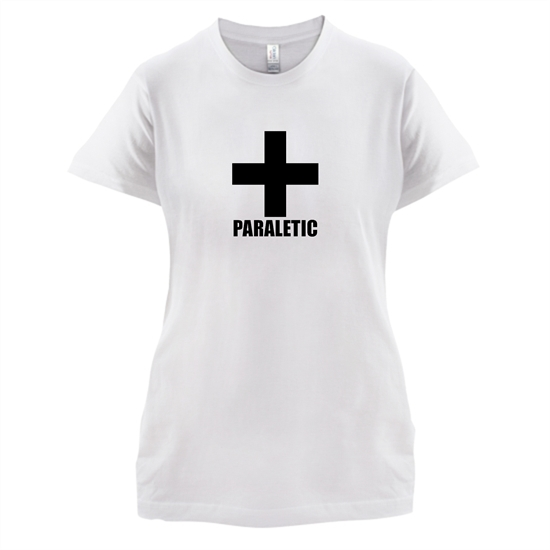 Paraletic t-shirts for ladies