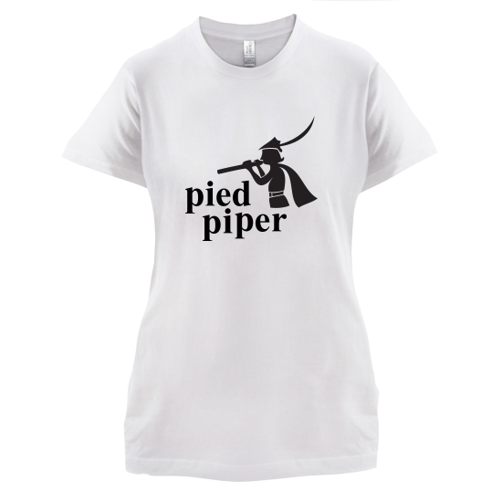 Pied Piper t-shirts for ladies