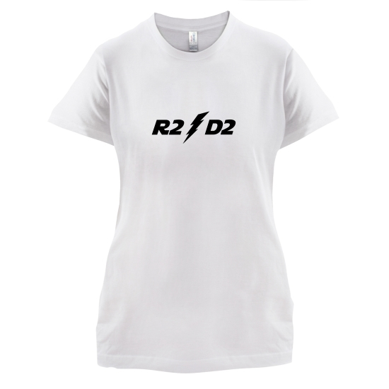 R2/D2 t-shirts for ladies