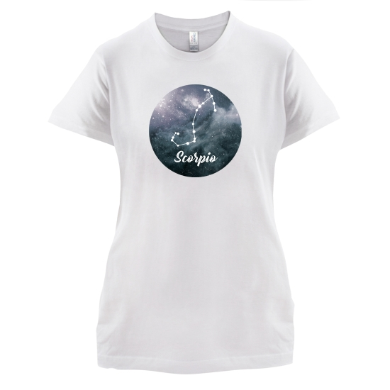 Scorpio t-shirts for ladies