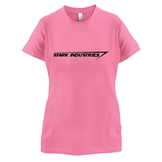 Stark Industries t-shirts for ladies