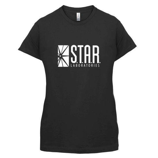 STAR Labs t-shirts for ladies