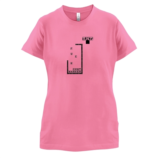 Terets t-shirts for ladies