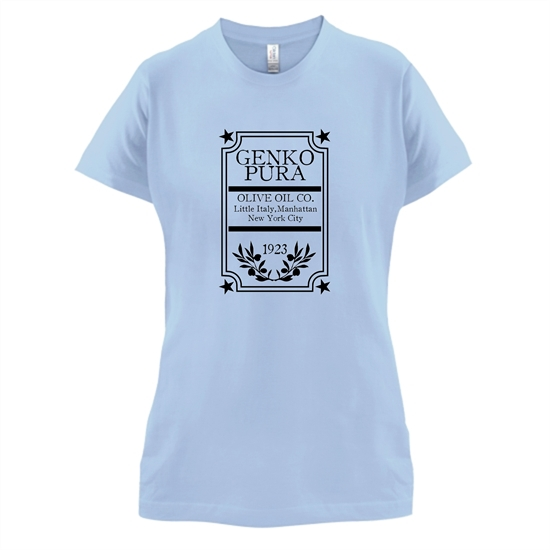 The Godfather - Genko Pura Olive Oil Co. t-shirts for ladies