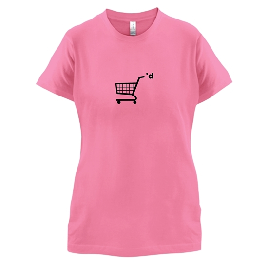 Trolley'd t-shirts for ladies