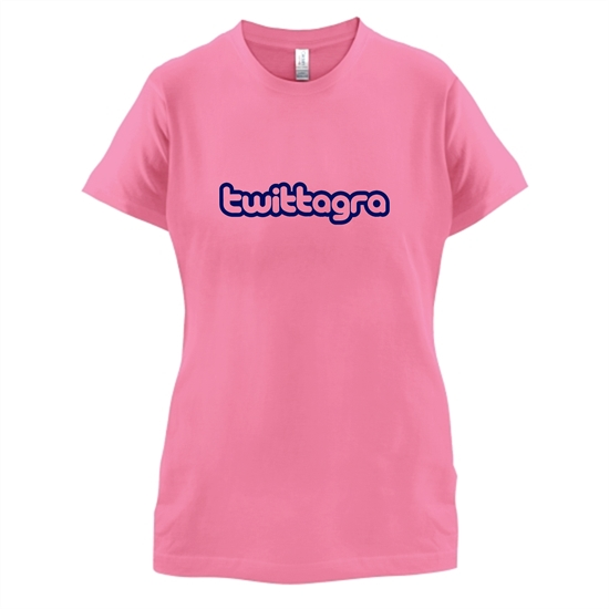 Twittagra t-shirts for ladies