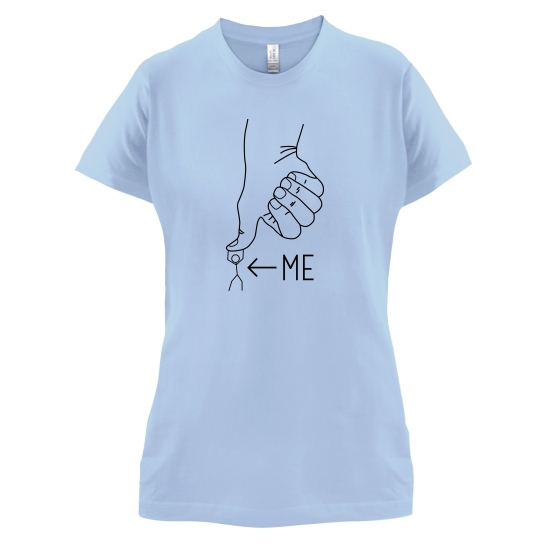 Under The Thumb t-shirts for ladies