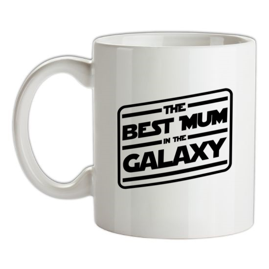 Best Mum In The Galaxy t-shirts