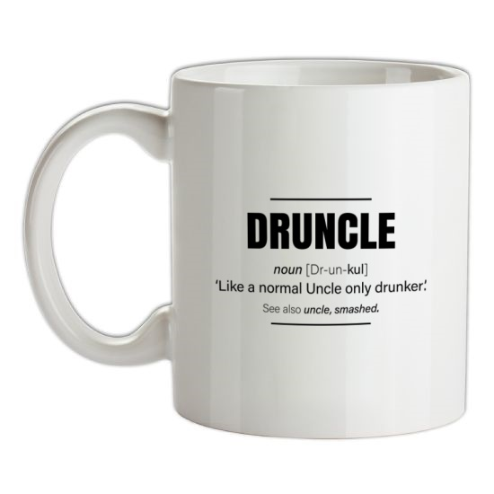 Druncle t-shirts