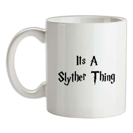 It's a Slyther Thing t-shirts