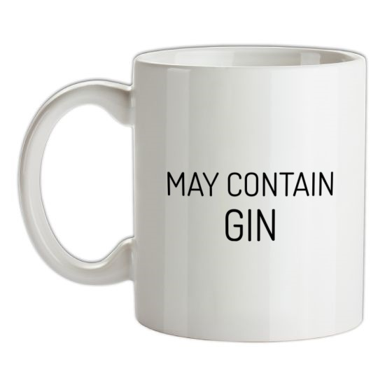 May Contain Gin t-shirts