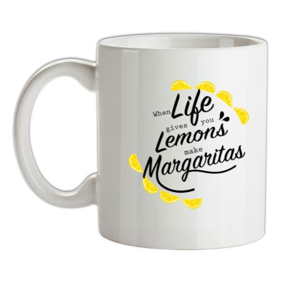 When Life Gives You Lemons, Make Margaritas t-shirts