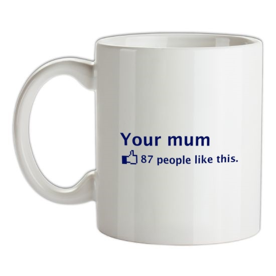 Your Mum t-shirts