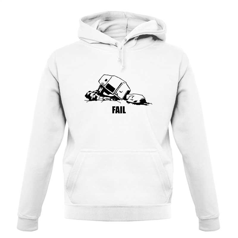 ATAT Fail Hoodies