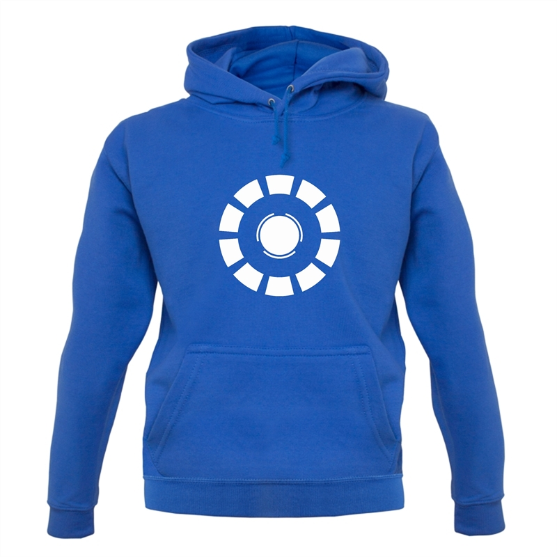 Arc Reactor Iron Man Hoodies