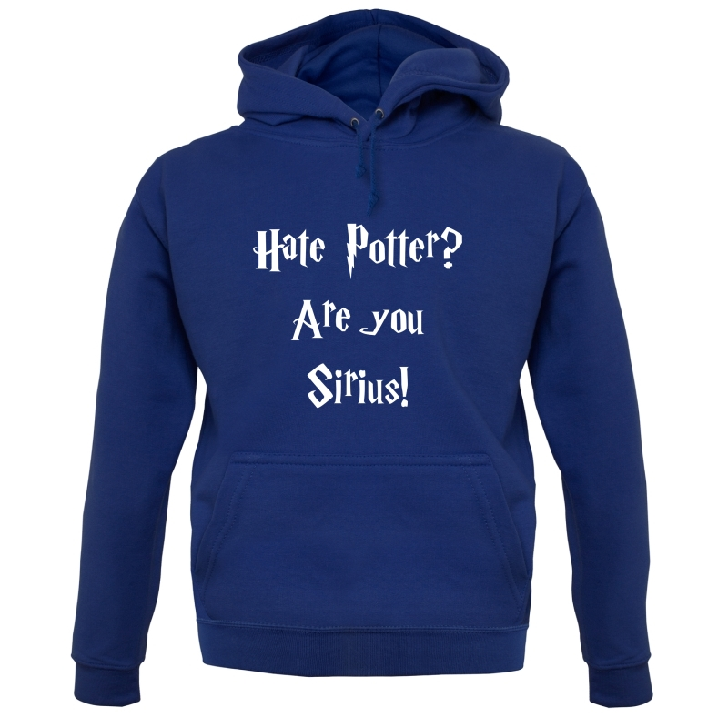 Are You Sirius Hoodies