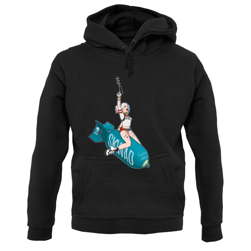 Atomic Harley Hoodies