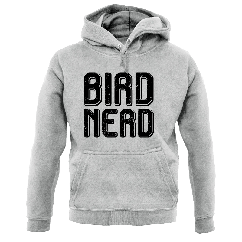 Bird Nerd Hoodies