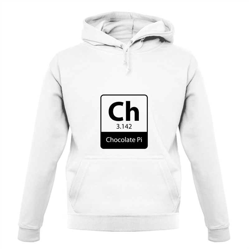 Chocolate Pi Hoodies